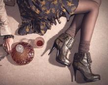קמפיין חורף נעלי MARKO