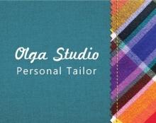 עיצוב כרטיסי ביקור לסטודיו תפירה