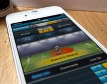 Live score mobile