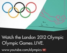 the olympics on youtube