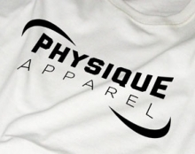 Physique Apparel - מיתוג