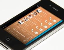 אפליקציית organizer לאייפון