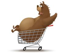 Bear character design
