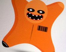 Character design for mobile game RastaMonkey Client: Nitako