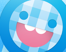 Pic-a-boo ipad baby app.