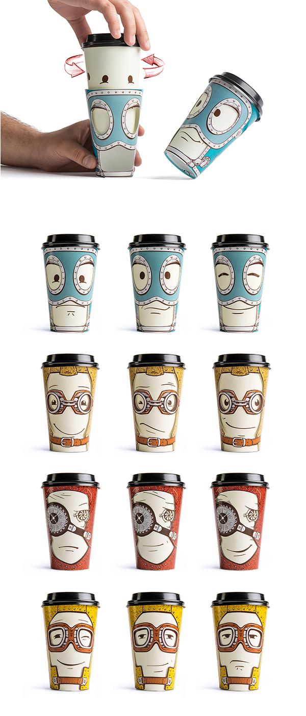 מה הקפה שלך אומר עליך?