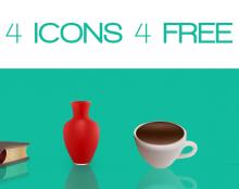4 icons 4 free