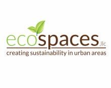eco spaces  - עיצוב לוגו