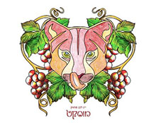 עיצוב תויות יין