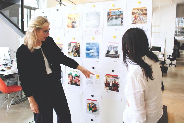 על חדשנות כתרבות ארגונית: אחת על אחת עם קלרה אדולפסון - דוברמן