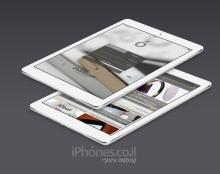 קונספט עיצובי לאפליקציית אייפונס