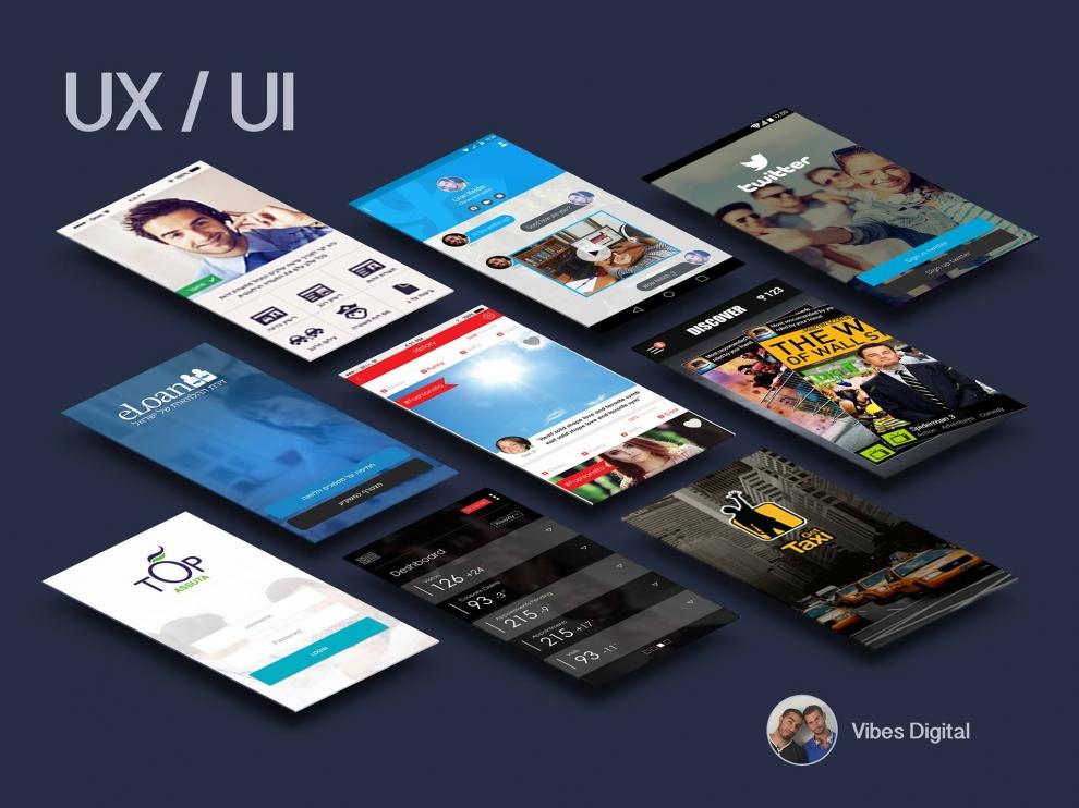 UX/UI DESIGNER & Vibes Owner