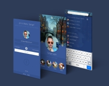 Facebook Mobile, alternative