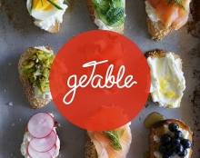 Mobile application - GETABLE