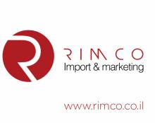 חידוש לוגו - רימקו | יבוא ושיווק בעמ