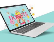 Website Donuts