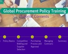 Teva Procurement Complience - פרויקט למידה מתוקשבת