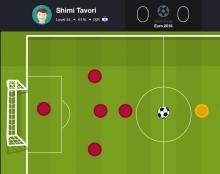 soccer stars re-design