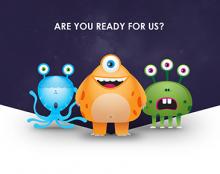 monster sitter mobile game