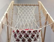 באדולינה - כיסא מקרמה
