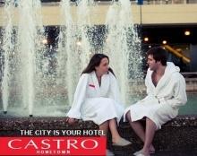 קמפיין לרשת בתי מלון של מותג האופנה קסטרו