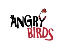 ANGRY BIRDS logos