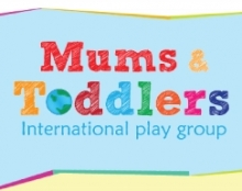 לוגו mums & toddlers