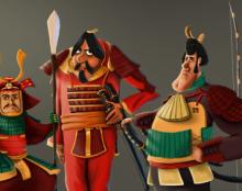 1. סמוראים ממרד סצומה,פרוייקט אישי